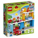 LEGO DUPLO. Конструктор «Семейный дом»