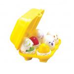 Развивающая игрушка-сортер Tomy «Веселые яйца»